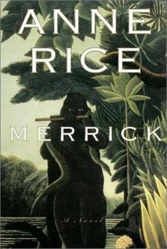 Merrick (novel) - First edition