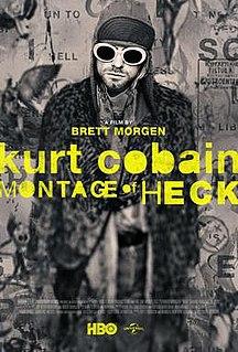 <i>Kurt Cobain: Montage of Heck</i> 2015 film by Brett Morgen