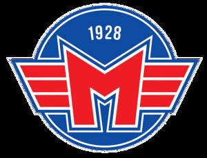 Motor České Budějovice - Image: Motor České Budějovice logo