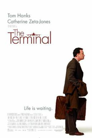 The Terminal - Image: Movie poster the terminal
