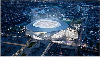 Northumberland Development Project future Tottenham Hotspur stadium
