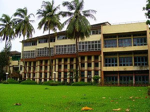 National Institute of Industrial Engineering - Administrative Building, NITIE, Mumbai