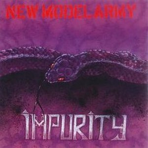 Impurity (New Model Army album) - Image: NMA impurity