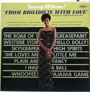 From Broadway with Love - Image: Nancy Broadway With Love