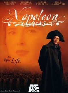 <i>Napoléon</i> (miniseries) historical miniseries