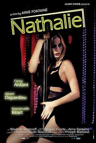 Nathalie... - Theatrical release poster