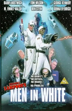 Men in White (1998 film) - DVD cover
