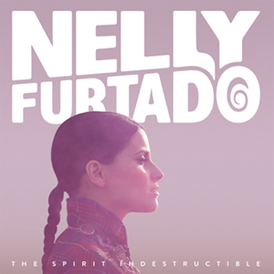 The Spirit Indestructible - Image: Nelly Furtado The Spirit Indestructible (Standard Edition)
