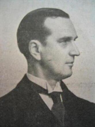Noel Skelton - Image: Noel Skelton ca 1924