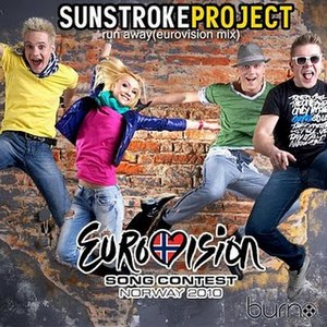 Run Away (SunStroke Project and Olia Tira song) - Image: Olia Tira Sunstroke Project