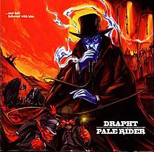 Drapht Pale Rider Cover Art