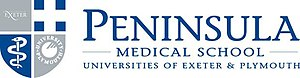 Peninsula College of Medicine and Dentistry - Peninsula Medical School Logo