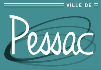 Pessac - Image: Pessac logo