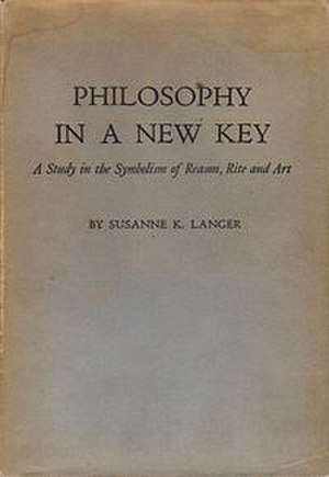 Philosophy in a New Key - The first edition