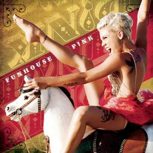 Funhouse (Pink album) - Image: Pinkfunhouse