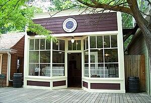 Pioneer Village (Utah) - Image: Pioneer Village Print Shop