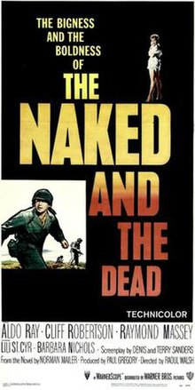Poster of The Naked and the Dead.jpg