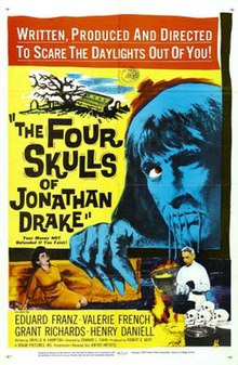 Poster of the movie The Four Skulls of Jonathan Drake.jpg