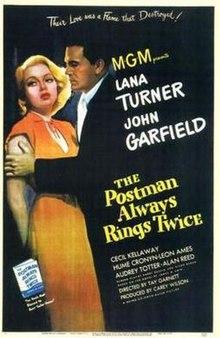The Postman Always Rings Twice (1946).