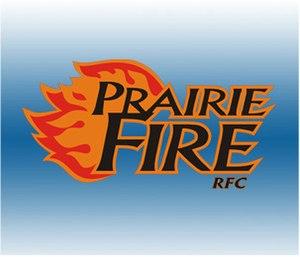 Saskatchewan Prairie Fire - Image: Prairiefire logo