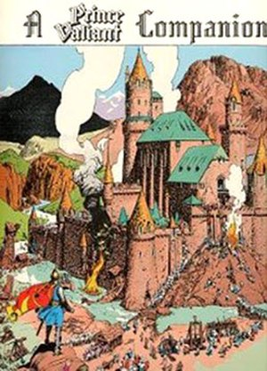 Don Markstein's Toonopedia - A Prince Valiant Companion, co-edited by Markstein