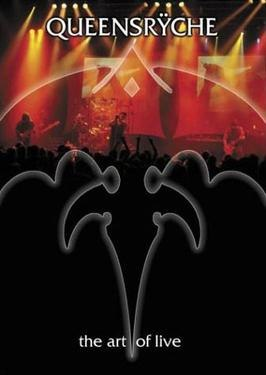 Queensryche - The Art of Live DVD cover