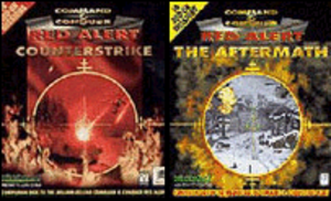Command & Conquer: Red Alert - Image: RA1 Counterstrike and Aftermath