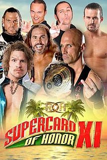 Supercard of Honor XI