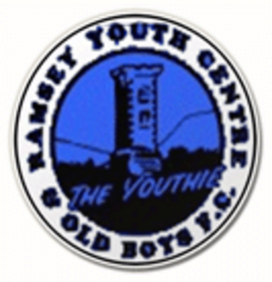 Ramsey Youth Centre and Old Boys F.C. - Image: Ramsey Youth Centre and Old Boys F.C. logo