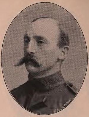 Richard Chaloner, 1st Baron Gisborough - Chaloner in 1895.