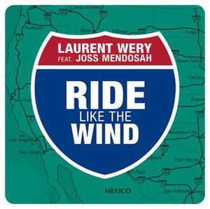 Ride Like the Wind - Image: Ride Like the Wind Laurent Wéry