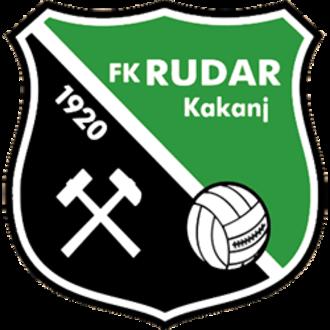 FK Rudar Kakanj - Image: Rudarkakanj