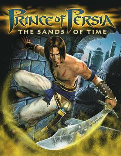 Picture of a game: Prince Of Persia: The Sands Of Time