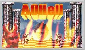 AOHell - Screenshot from application