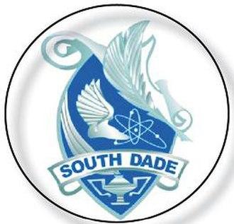 South Dade High School - Image: Sdshslogo