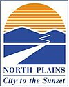 Official seal of North Plains, Oregon