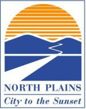 North Plains, Oregon - Image: Seal of North Plains, Oregon