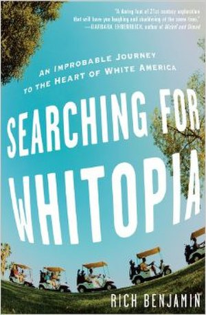 Searching for Whitopia - Softcover edition