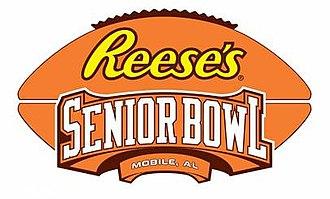 Senior Bowl - Image: Senior Bowl logo