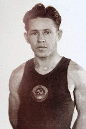 Sergei Popov (athlete) - Image: Sergei Popov (athlete)