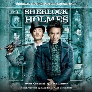 Sherlock Holmes (soundtrack) - Image: Sherlock Holmes Soundtrack