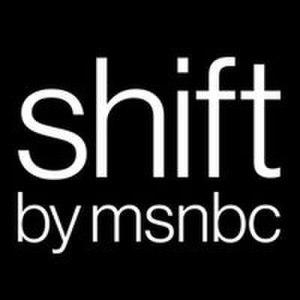 Shift (MSNBC) - Image: Shift MSNBC logo