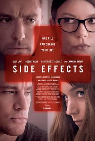 Side Effects (2013 film) - Theatrical release poster