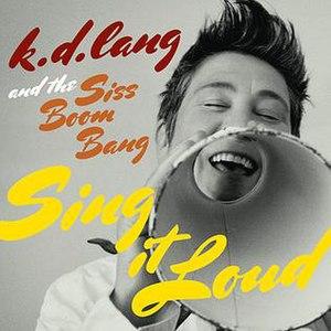 Sing It Loud (album)