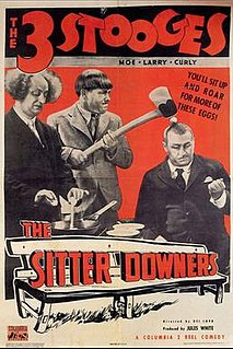 <i>The Sitter Downers</i> 1937 film by Del Lord