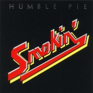 Smokin' (Humble Pie album) - Image: Smokin cover