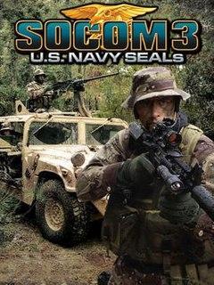 <i>SOCOM 3 U.S. Navy SEALs</i>