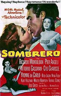 <i>Sombrero</i> (film) 1953 film