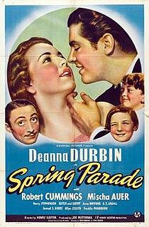 <i>Spring Parade</i> 1940 film by Henry Koster, Felix Jackson