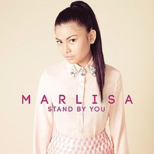 Stand By You Marlisa album cover.jpg